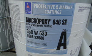 Protective & Marine Coating Products